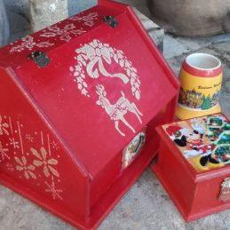 Kutija za medenjake i decija kutijica za sitnice