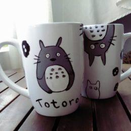 Šalice Чаши TOTORO