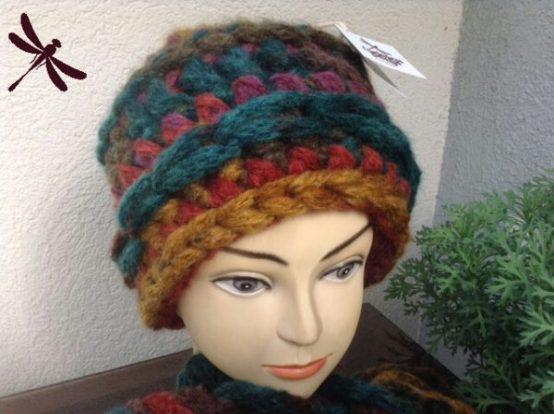 Puf kape - Charming Autumn Color