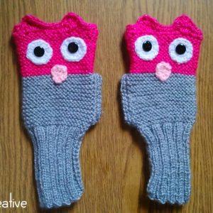 Sova rukavice