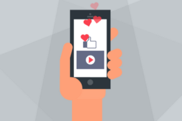 Besplatan video template Dan zaljubljenih marketing