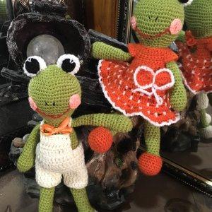 Плетени жабки