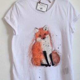 majica adria rucno oslikana majica