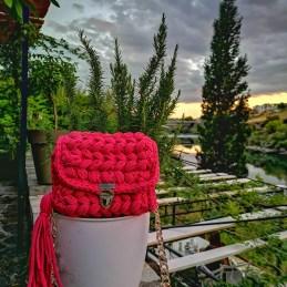 Pinky crochet
