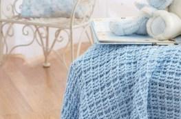 šema za heklanje ćebeta za bebe