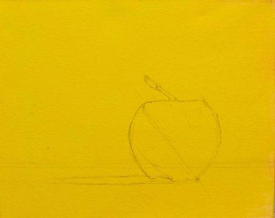 WKARTSCHOOL-apple-line-drawing-small