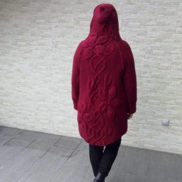 Ženski dugi džemper