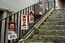 Political prisoners.