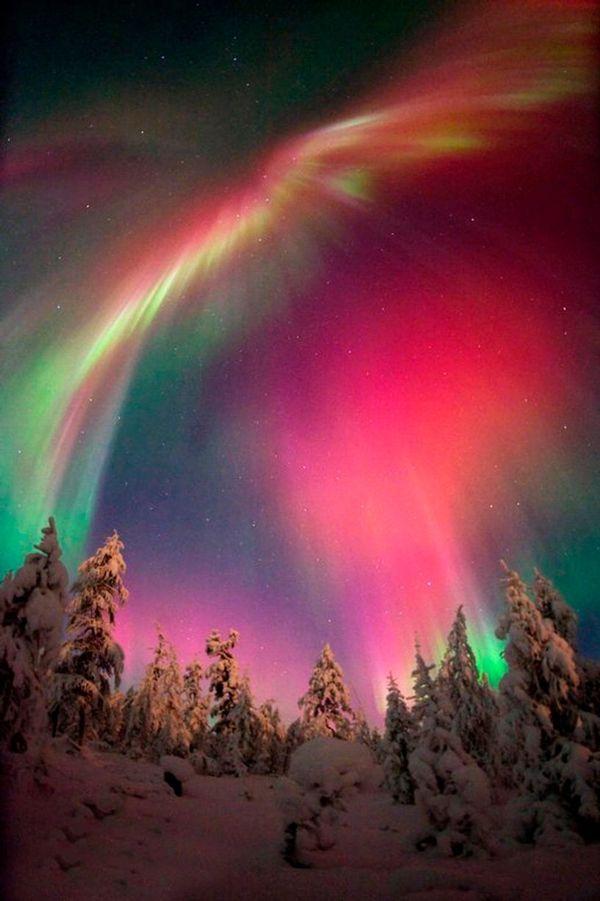 Где видно северное сияние в России и Скандинавии – 6 мест