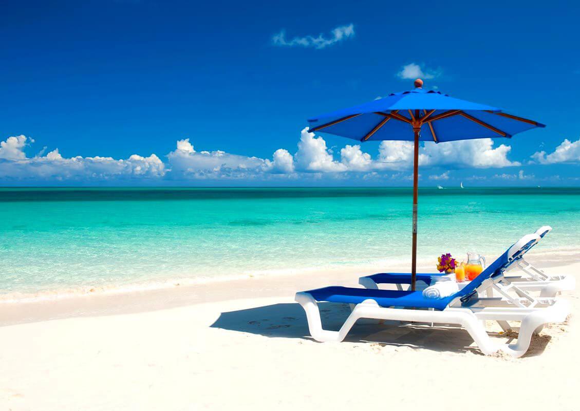 Odpočinek na pobřeží