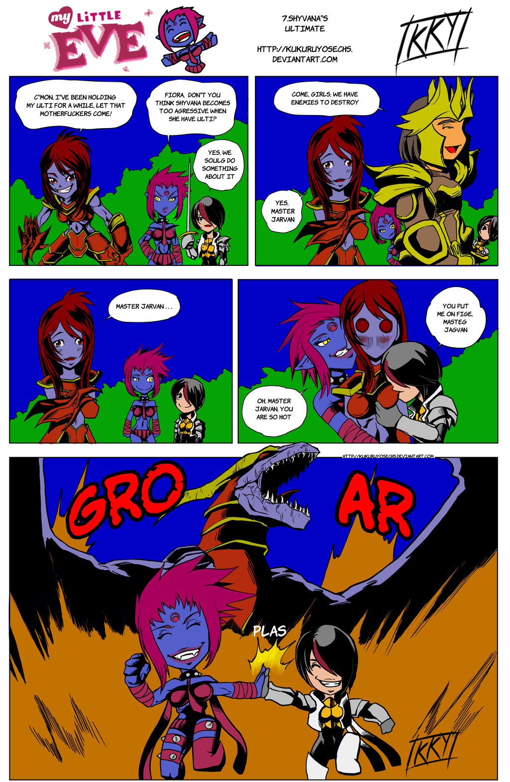 Eve page 7