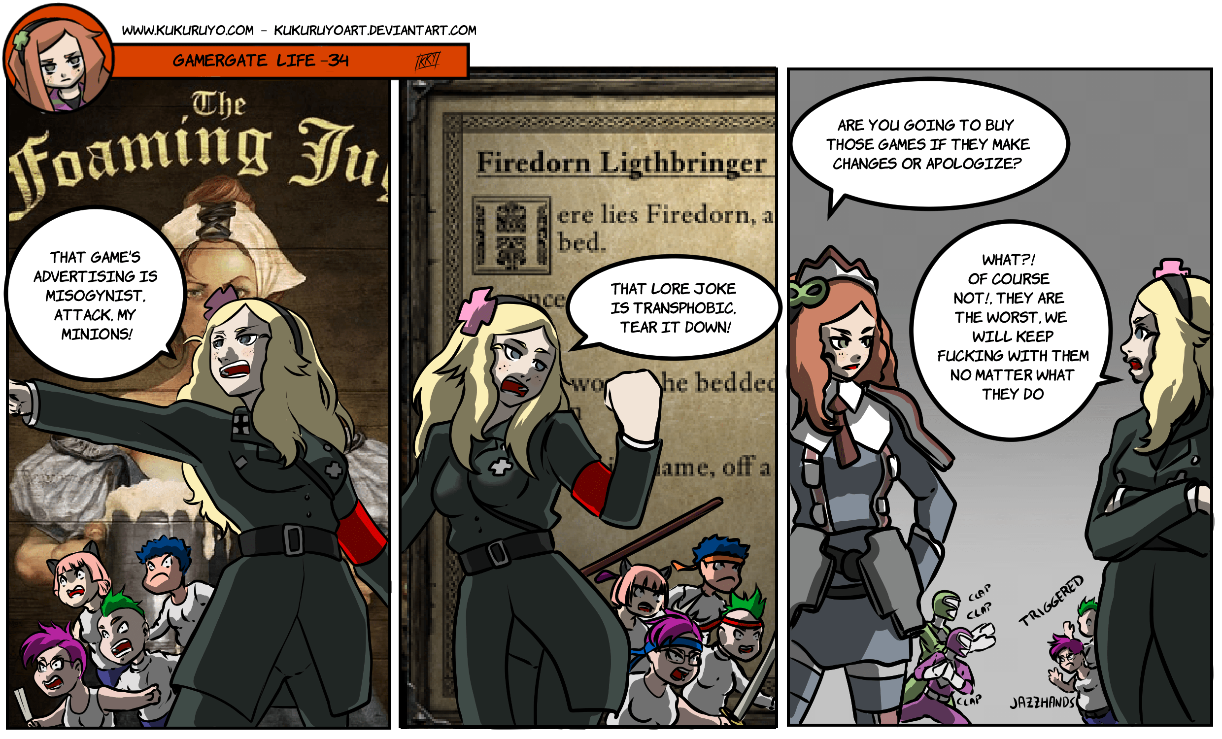 Gamergate life 34 (english)