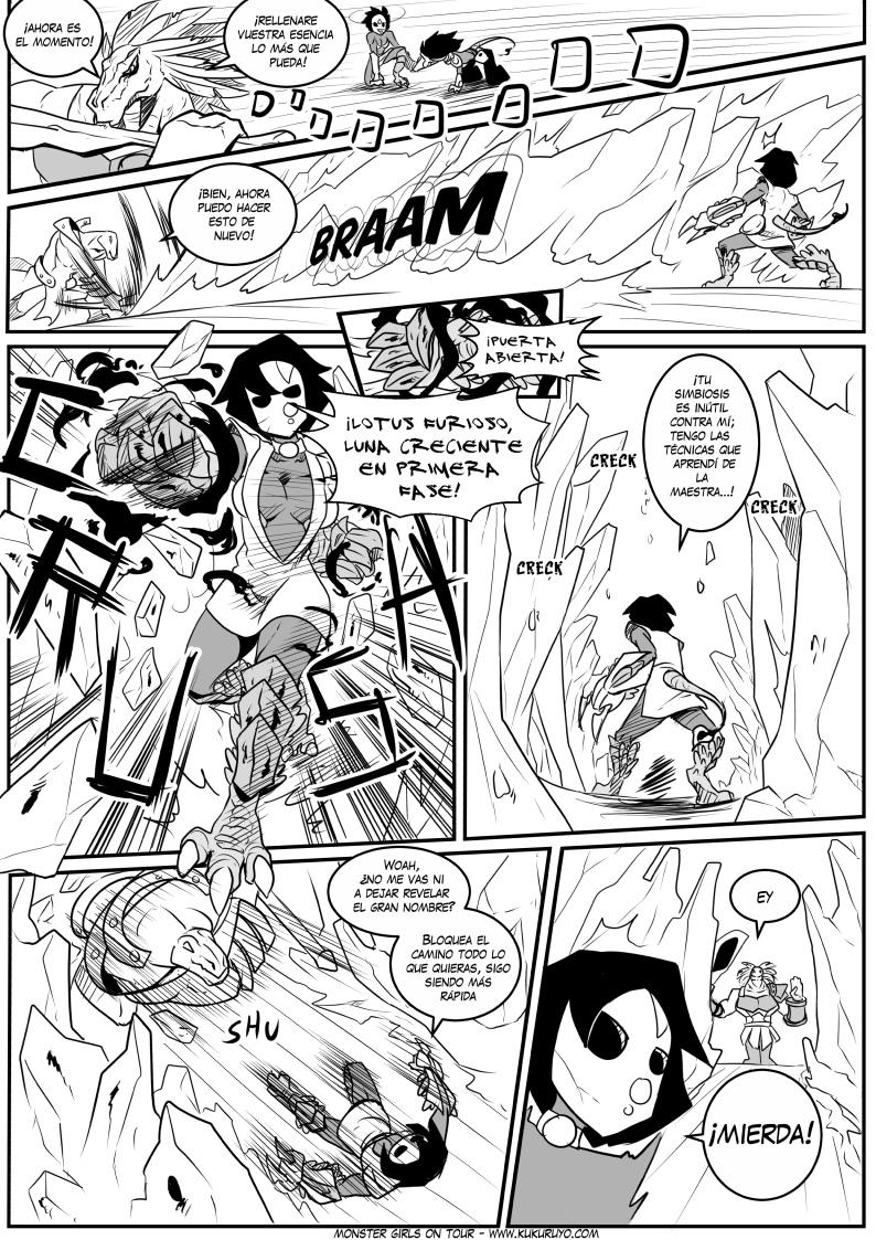 244. Hielo vs Fuego