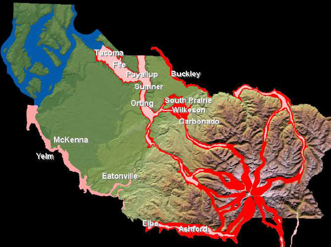 Mammoth Mountain Volcano Project