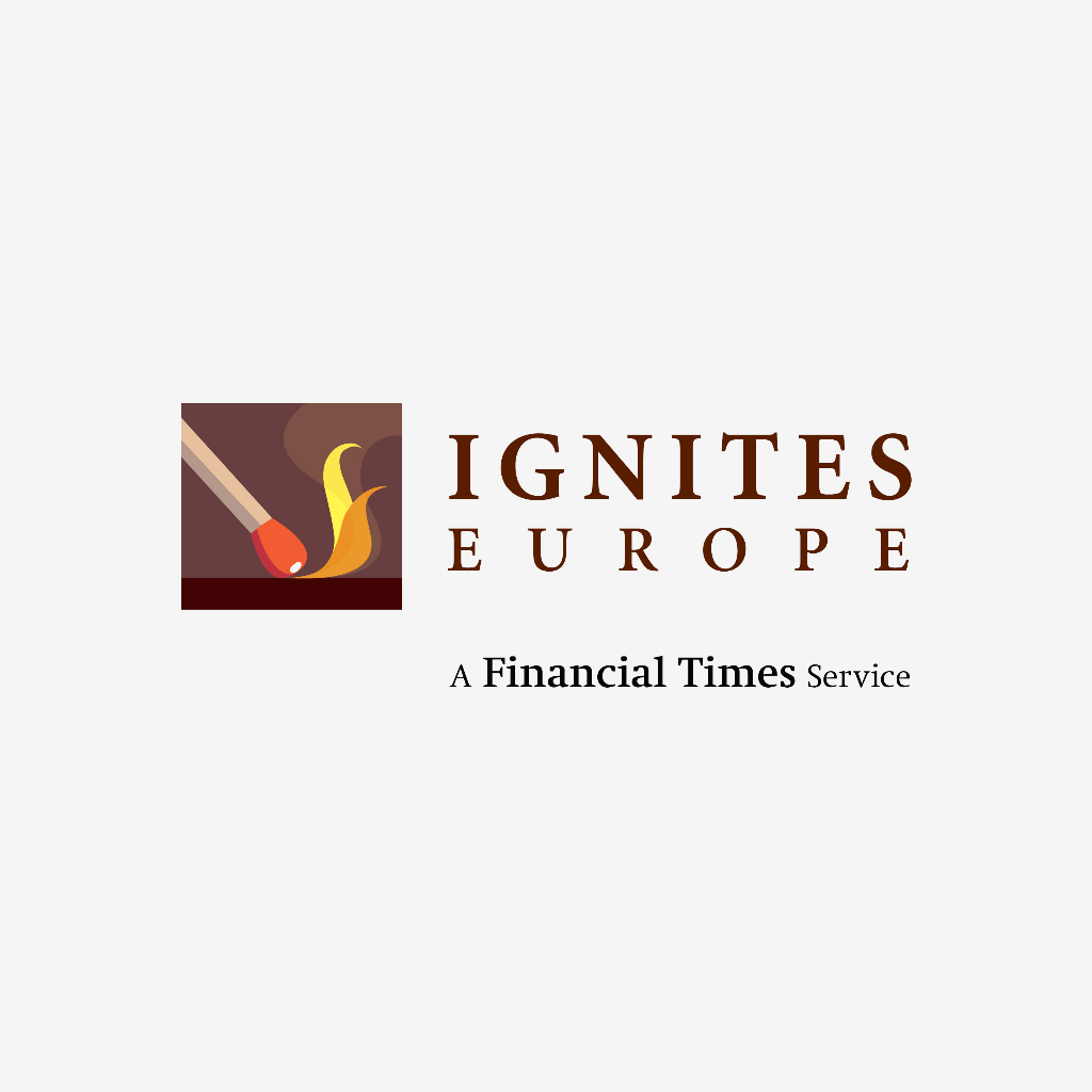 Logo of Ignites Europe, a Financial Times service