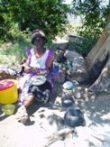 Venda woman farmer