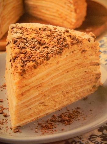 Рецепт торта медовик очень вкусный