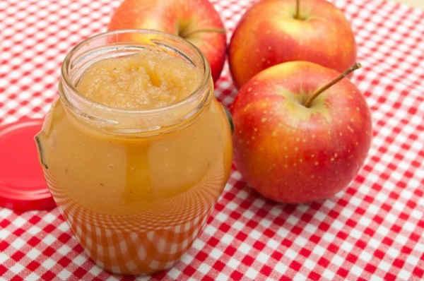 Что приготовить из яблочного пюре после соковарки