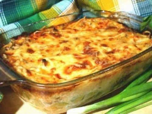 Картофельная Запеканка в Духовке - 10 Рецептов (с Фото)