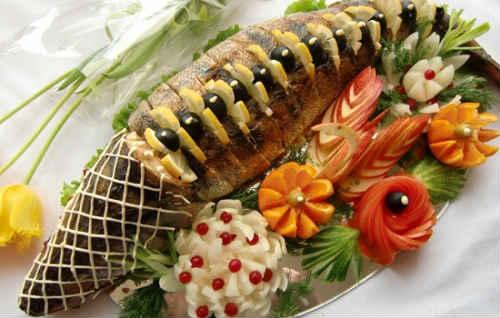Рецептті дайындаудың суреті: пеште пісірілген қызғылт лосось - 7-қадам