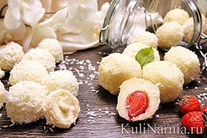 Candy Raphaello en casa recetas