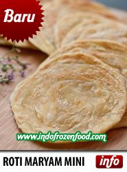 roti maryam mini