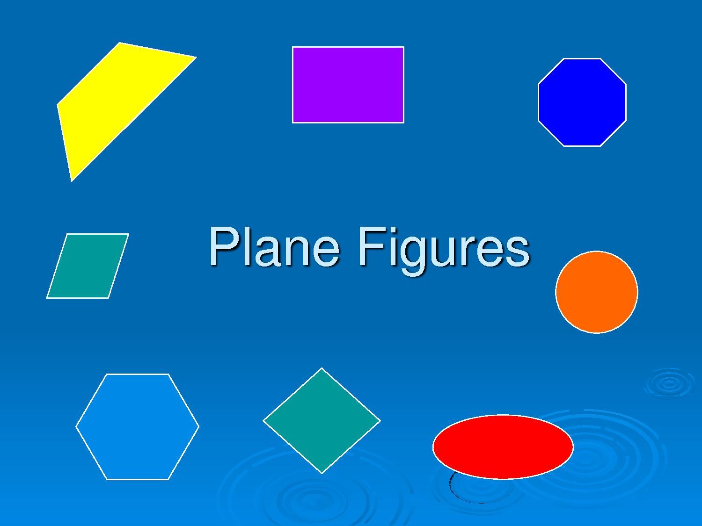 Area Of Plane Figures