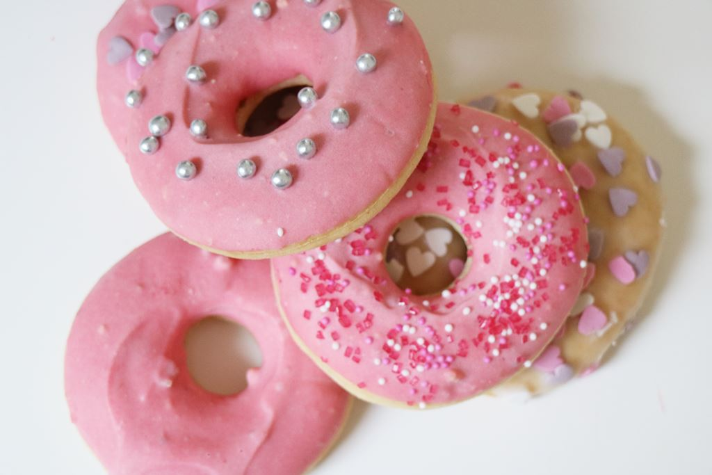 Rezept // Donuts aus dem Ofen