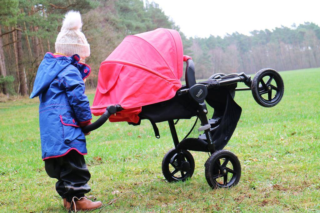 Kullakeks - Britax Römer - B-Motion - Buggy - Kinderleicht