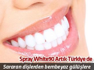 spray white 90
