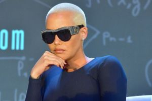 """Amber Rose, Amber Rose accuses boyfriend, Alexander """"AE"""" Edwards of cheating on her with 12 women, KULOADED"""