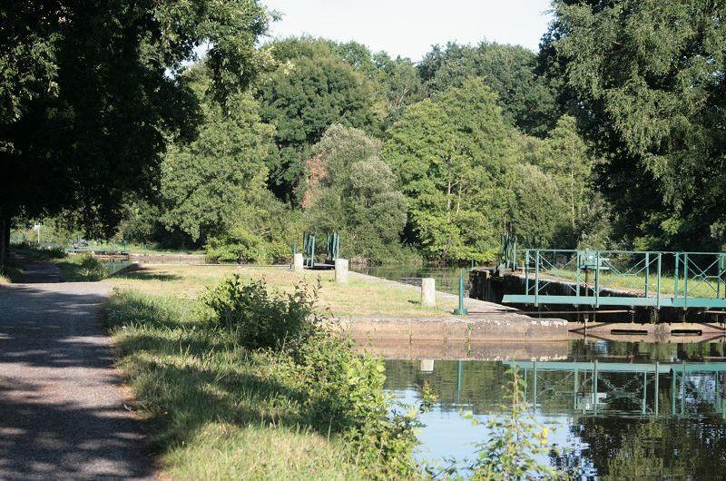 Ecluse Boju – Canal Nantes a Brest