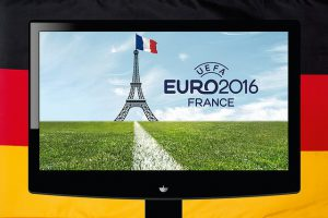 Fussball-Europameisterschaft 2016