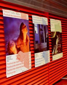 Die neuen DIAGONALE Poster! (c) Anja Rainer