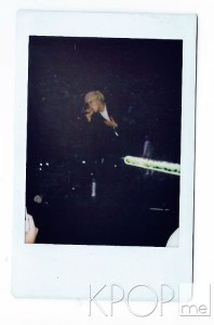 Jonghyun Instant Photo