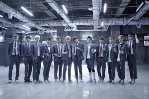 exo growl school uniform