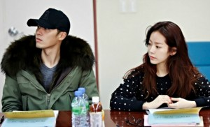 Hyde, Jekyll, Me Cast Reading