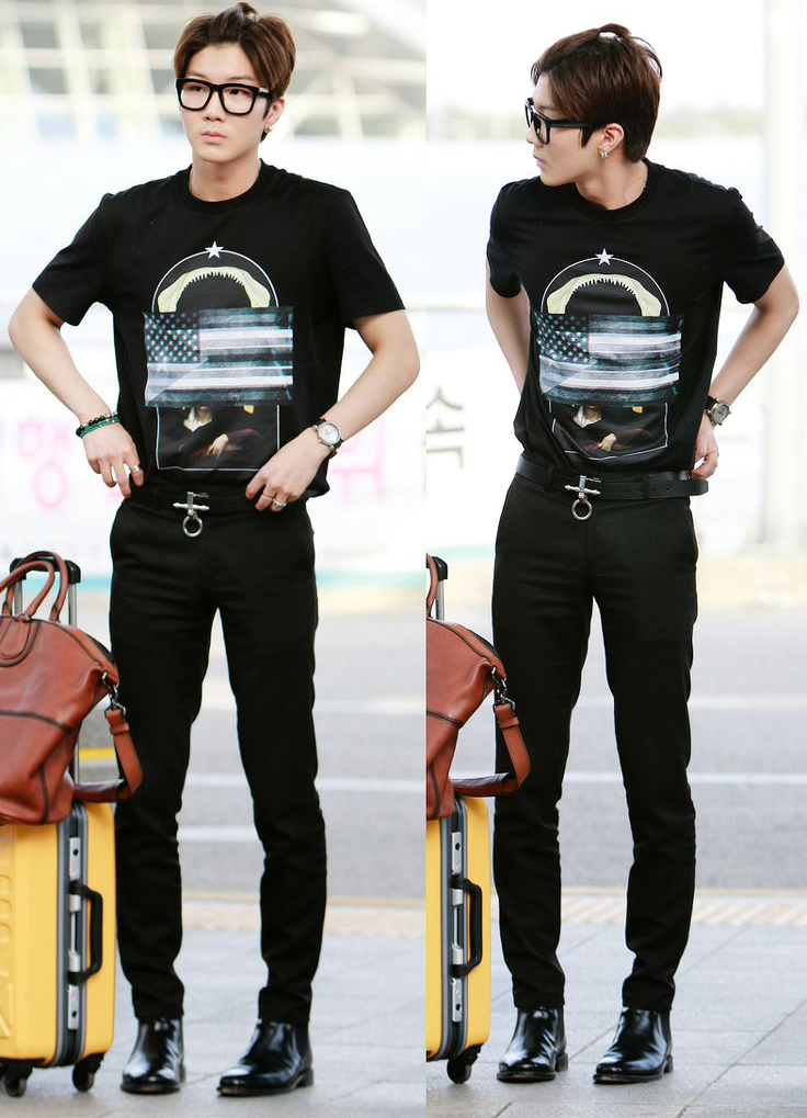 Seunghoon Airport Fashion