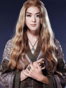 Jeon Ji Hyun as Cersei Lannister