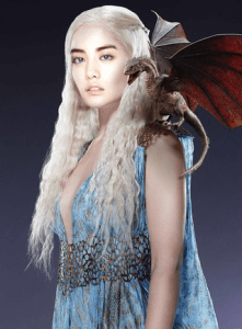 Nana as Daenerys Targeryen KultScene