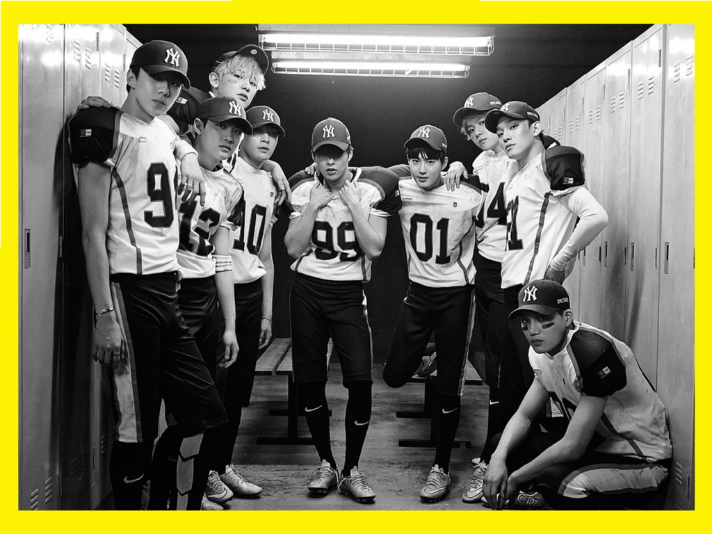 EXO's Love Me Right Repackaged Album Review