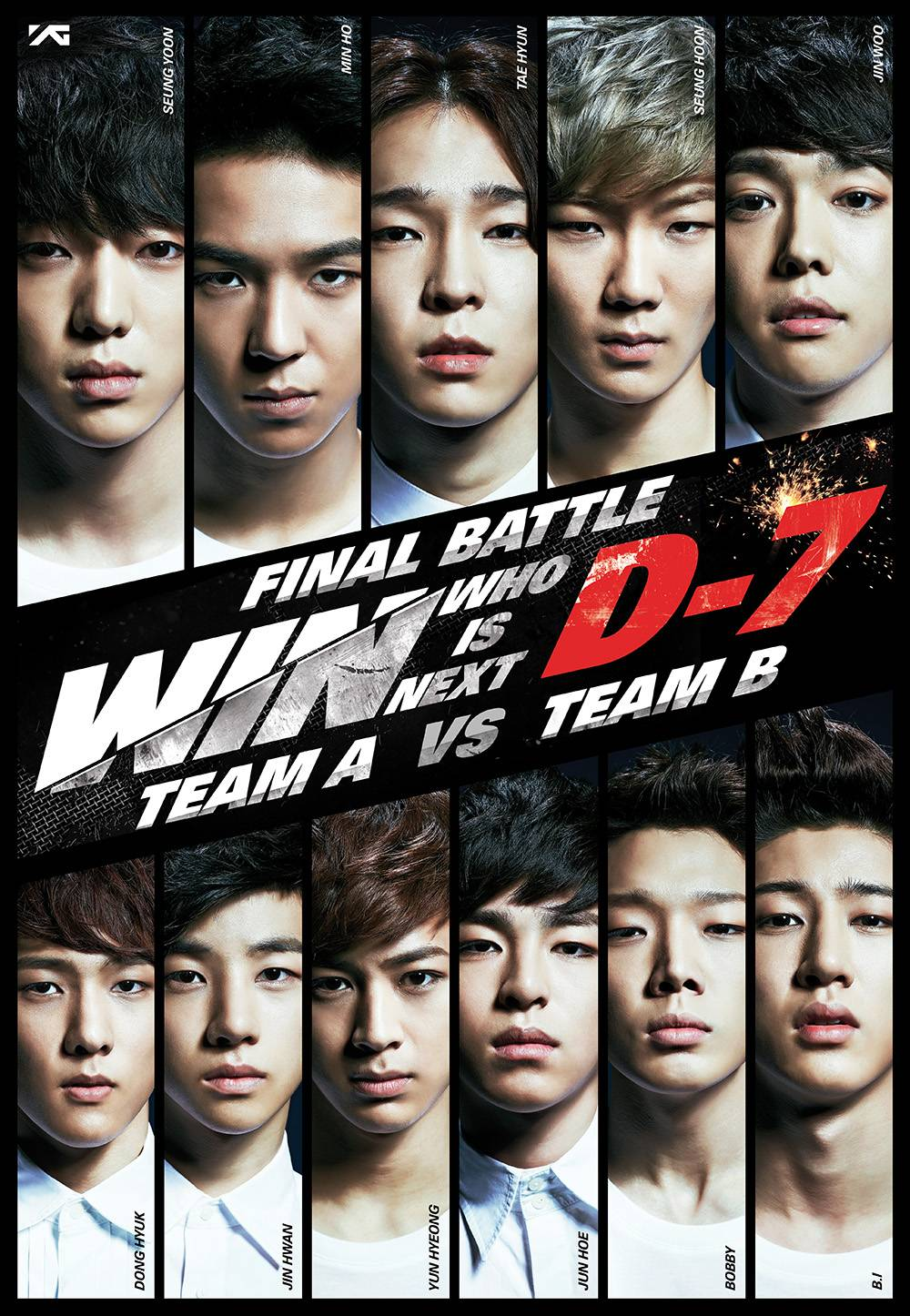 win who is next