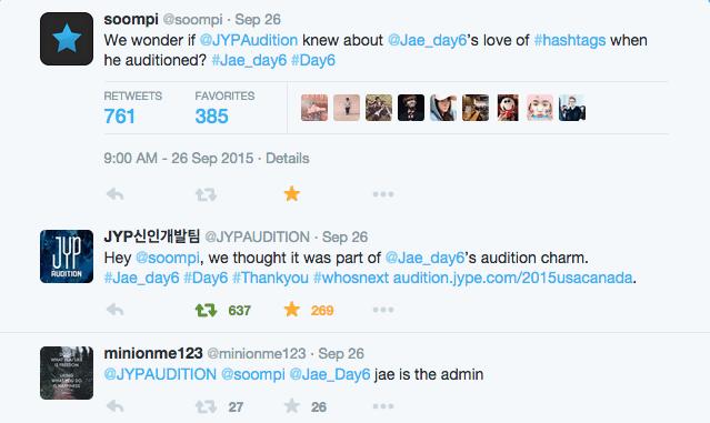 social media Jae