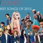 Top 50 Korean Songs of 2015