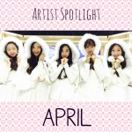 Artist Spotlight: April