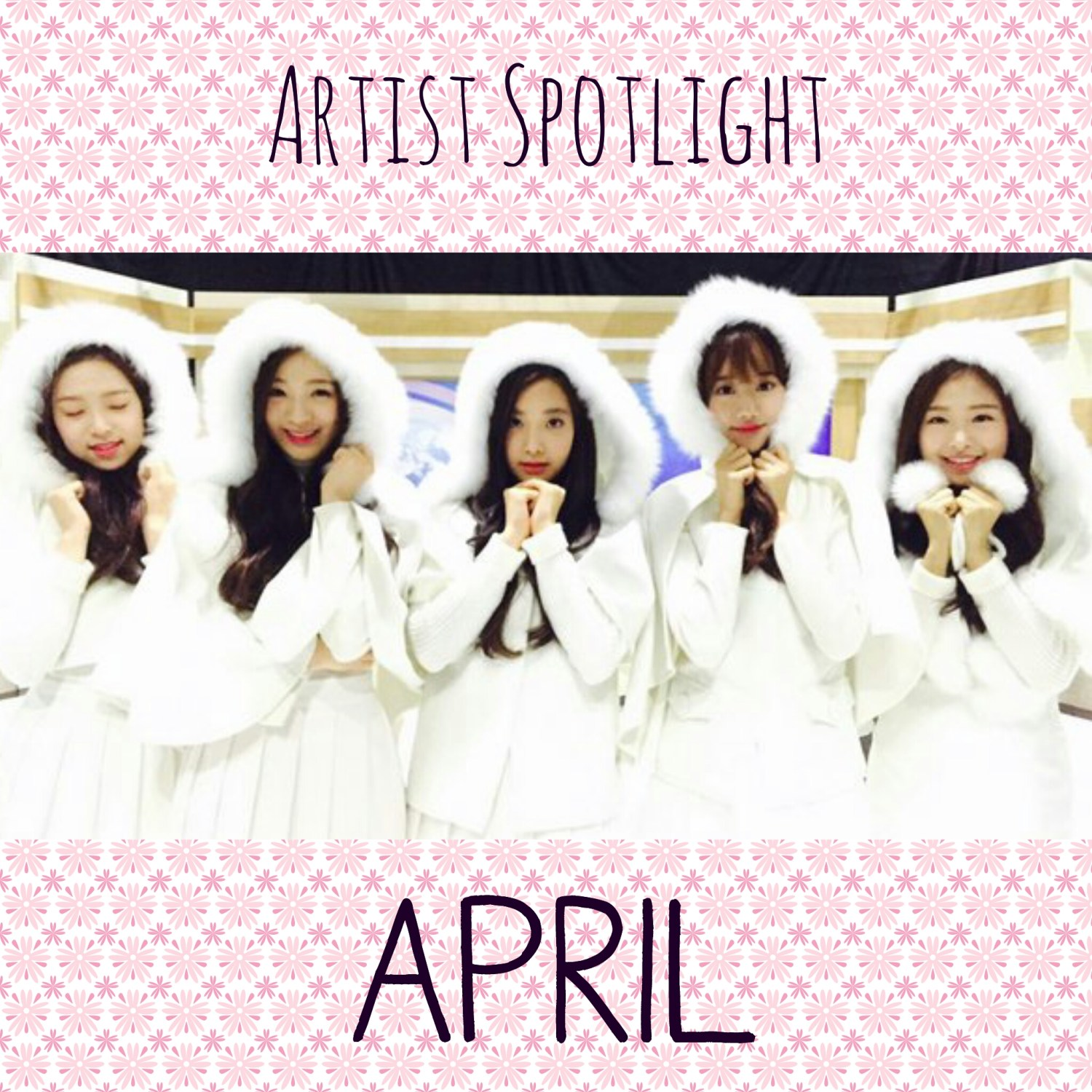 Artist Spotlight April
