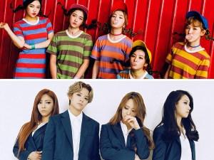 f(x) and Red Velvet
