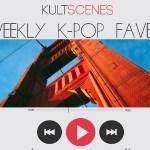 Weekly K-Pop Faves May 29-June 4- Luna, EXID, Baby Kara