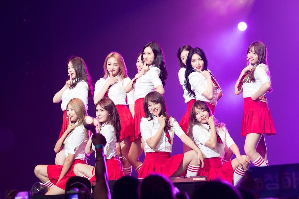 kcon kpop i.o.i ioi 2016