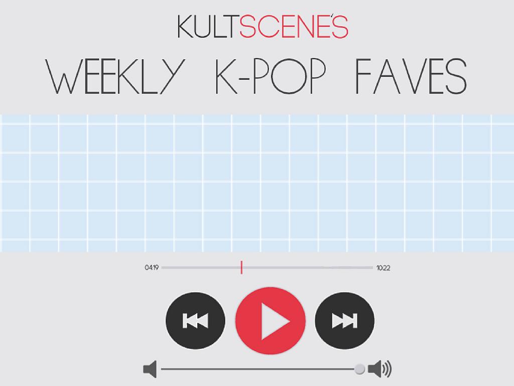 kpop playlist songs september 2016